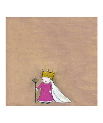 The Queen of Everything Print
