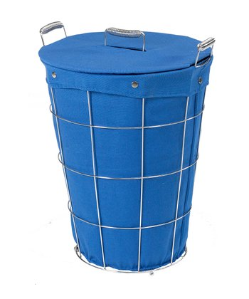 Blue Hamper & Liner