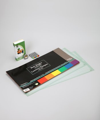 Back-to-School Scrapbook Basics Set