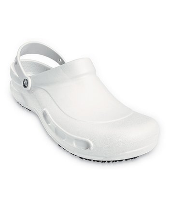 White Bistro Clog - Women & Men