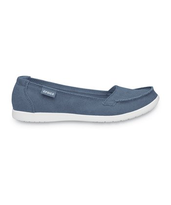 White & Blueprint Santa Cruz Slip-On Shoe - Women