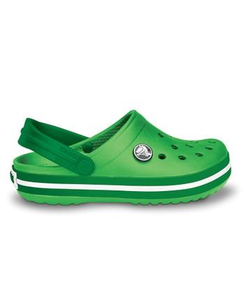 Crocs Lime & Kelly Green Crocband™ Clog