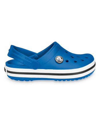 Sea Blue Crocband™ Clog