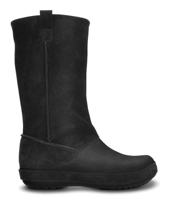 Black Berryessa Boot - Women