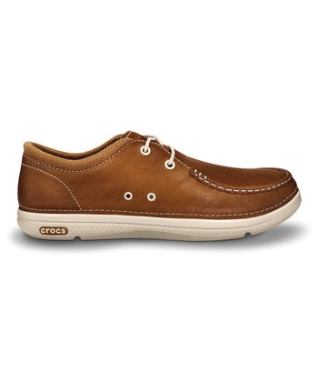Hazelnut & Stucco Thompson Shoe - Men