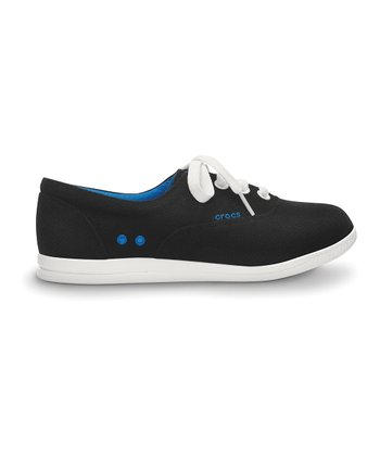 Black & White LoPro Sneaker - Women