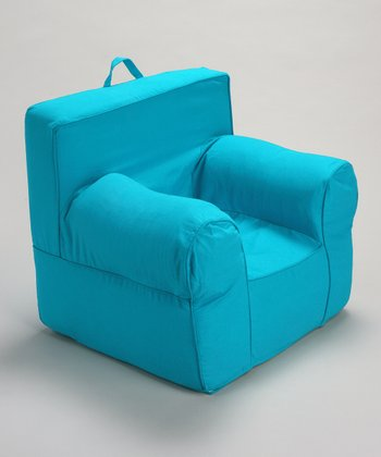 Sea Blue Chair