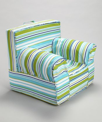 Summer Stripe Chair