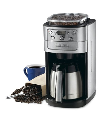 Burr Grind & Brew Thermal 12-Cup Automatic Coffeemaker