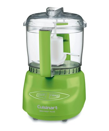 Lime Green Mini-Prep Plus Food Processor