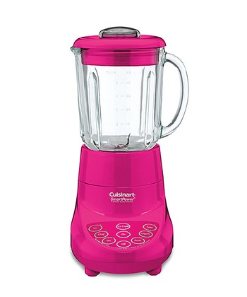 Hot Pink 40-Oz. SmartPower Deluxe Blender