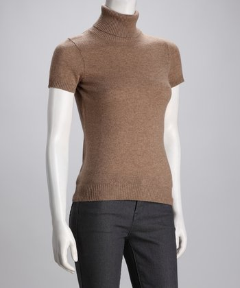 Cullen Sable Cashmere Turtleneck