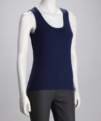 Cullen Atlantic Ice Cashmere Tank