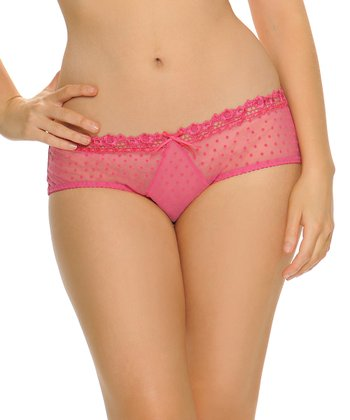 Hot Pink Princess Hipster - Women