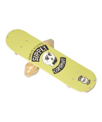 Shaun White Green Snowboard/Skateboard Trainer