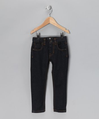 True Blue Straight-Leg Jeans - Toddler & Boys