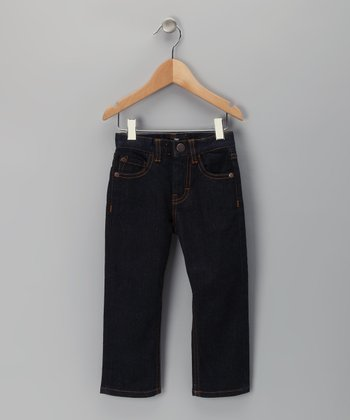 Indigo Amity Straight-Leg Jeans - Toddler & Boys