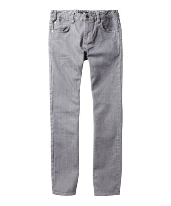 Gray Skinny Jeans - Toddler & Boys