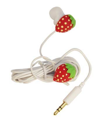 DCI Strawberry Earbuds