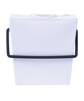 White Reusable Takeout Box
