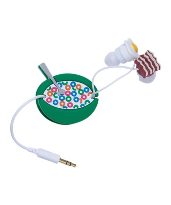 DCI Breakfast Earbuds