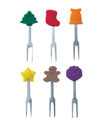 DCI Holiday Cheer Party Pick Set