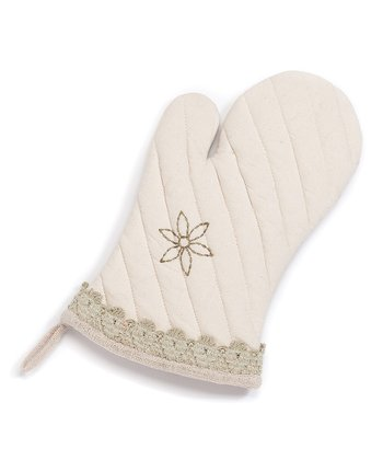 Natural Collection Oven Mitt