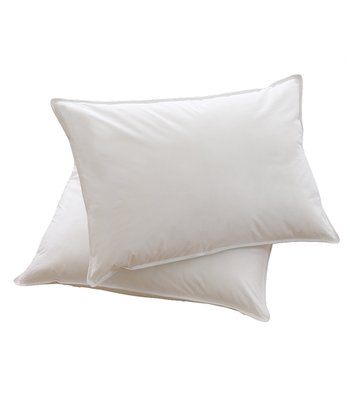 Sneeze-Free Down Alternative Pillow - Set of Two