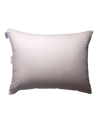 Firm Custom Comfort Down Pillow