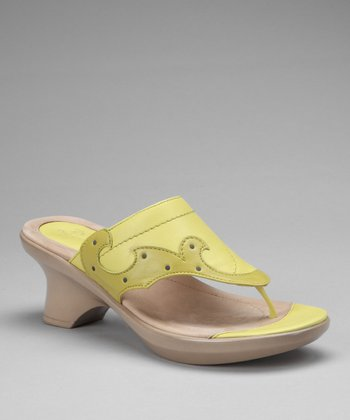 Lime & Mint Lenka Sandal