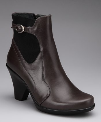 Mink Nimah Ankle Boot