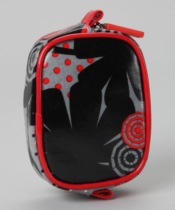Red & Black Coin Purse