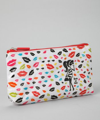 White Kisses Cosmetics Case