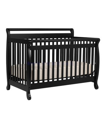 DaVinci Ebony Emily Convertible Crib & Mattress