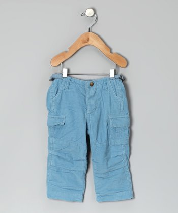 Blue Jay Cargo Pants - Infant