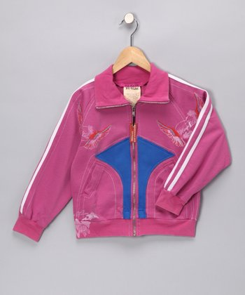 Hawaii Zip-Up Jacket