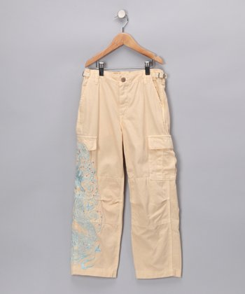 Moon Dragon Pants
