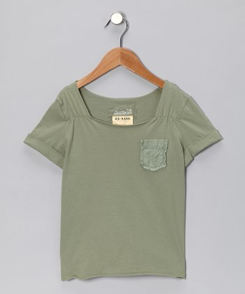 Dublin Pocket Tee - Girls