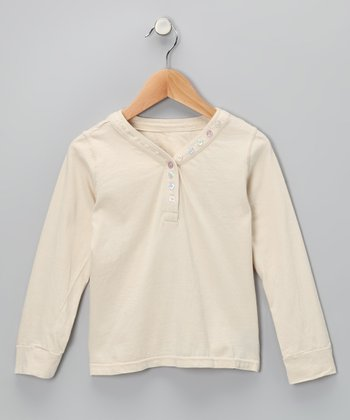 Biscotti Gem Henley - Toddler & Girls