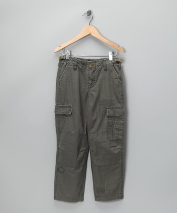 Smoke 'Da-Nang' Cargo Pants - Girls