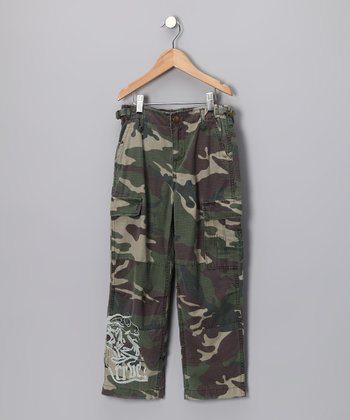 Dessert Storm Cargo Pants - Girls
