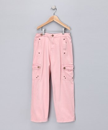 Candy Cargo Pants - Girls
