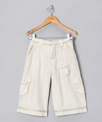 Aspen Cargo Shorts - Girls