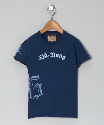Vintage Ink 'Da-Nang' Tee - Girls