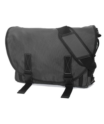 Steel Classic Diaper Bag
