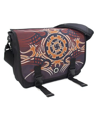 Tribal Messenger Bag