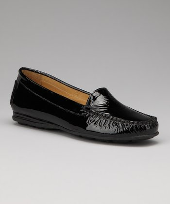 Black Patent Holly Loafer