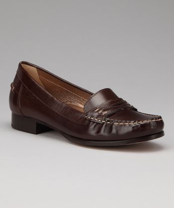 Dark Brown Kristen Loafer