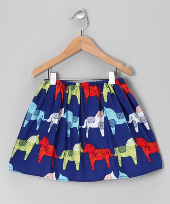 Royal Horse Skirt - Toddler & Girls
