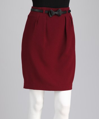 Ruby Sherry Skirt